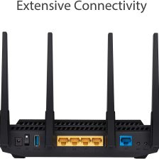 ASUS RT-AX58U WiFi Router (RT-AX3000)