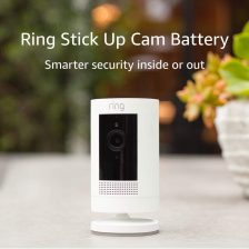 Ring Stick Up Cam Battery HD 720 security camera